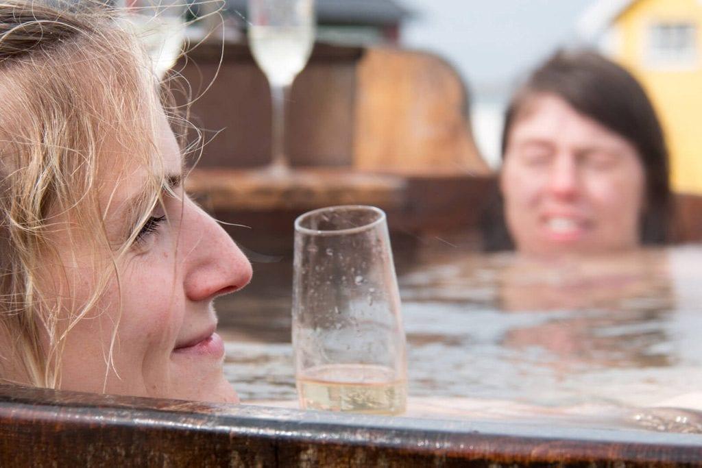 Polterabend med Vildmarksbad i Roskilde
