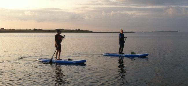 paddleboard udlejning Roskilde