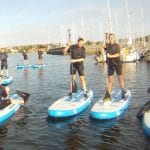 SUP Intro kursus Roskilde