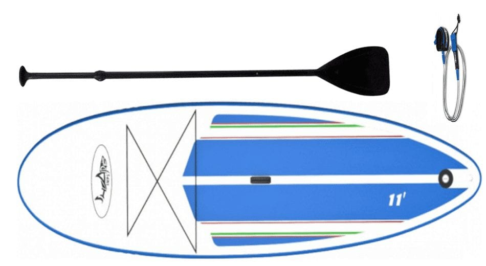 Gavekort stand up paddleboard udlejning