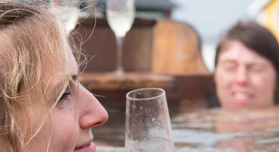 Vildmarksbad roskilde havn