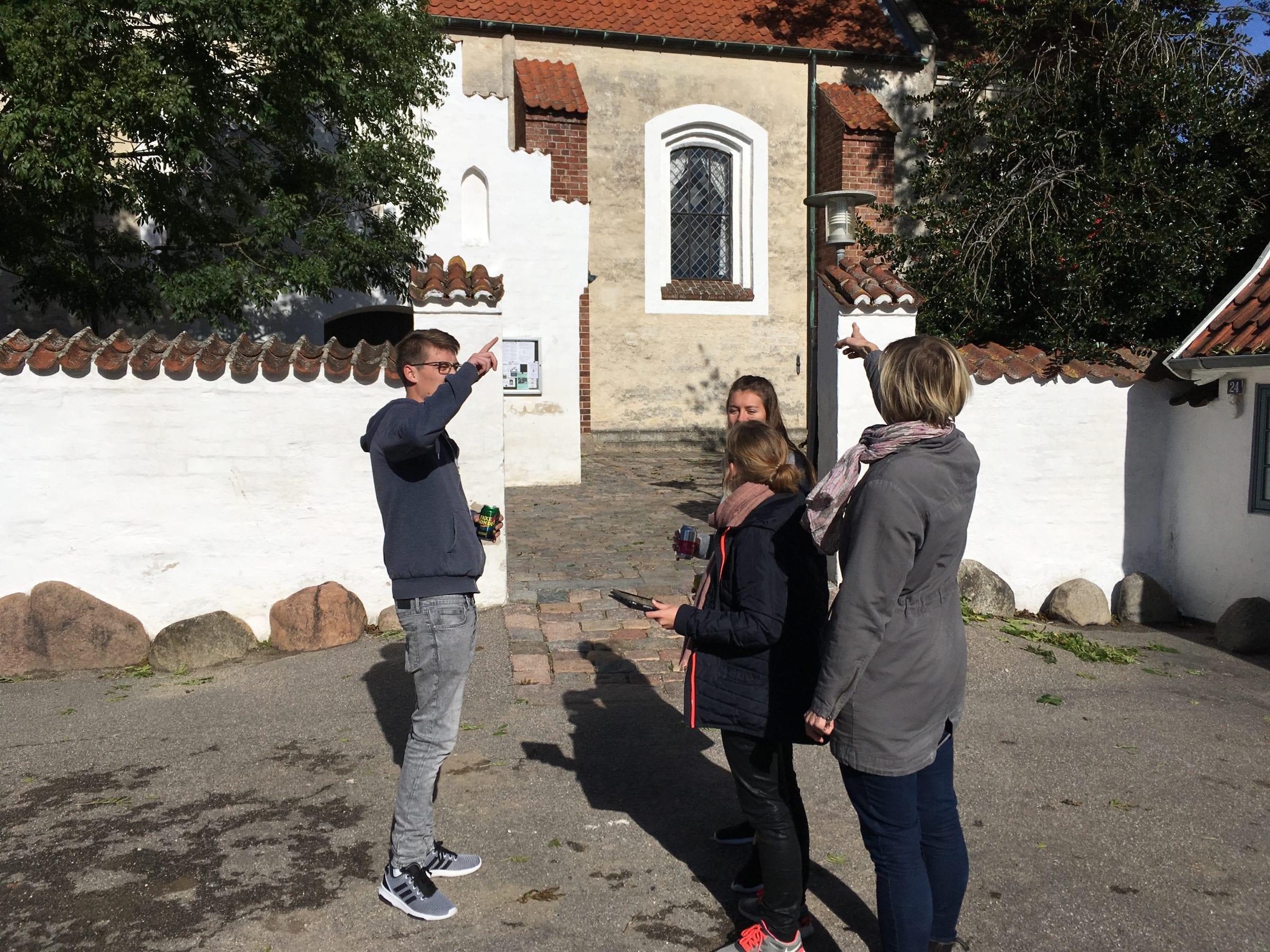 Teambuilding med Roskilde xplorer