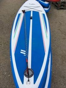 Shark paddleboard brugt