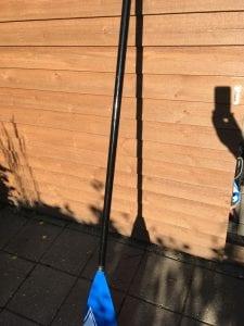BIC sport paddle composite glasfiber brugt