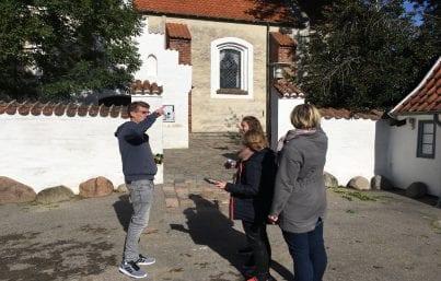 Roskilde xplorer til polterabend